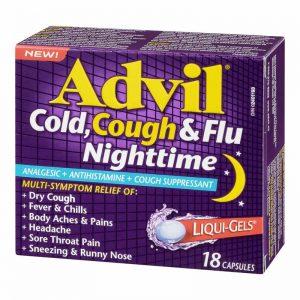 Cold Cough & Flu